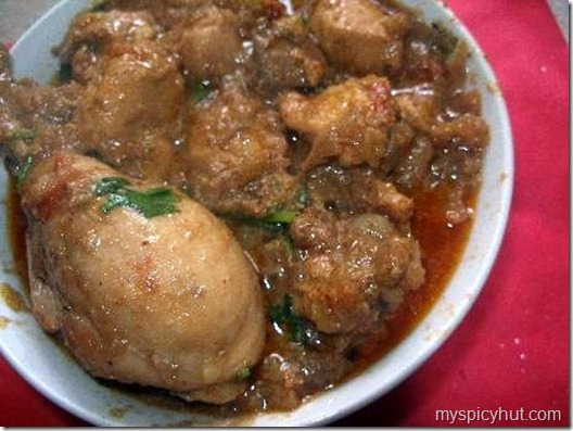 Chicken Pulusu Curry Chicken Curry in Andhra